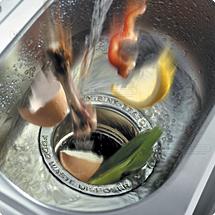 Kuchyňské drtiče odpadků