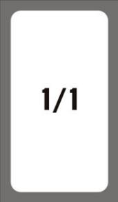 GN-P 1/1×65-hnědá porcelánová