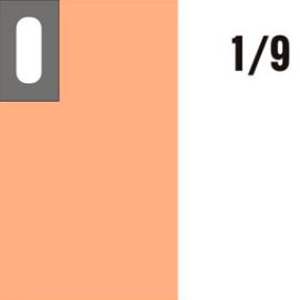 GN PC 1/9×100 Polykarbonát