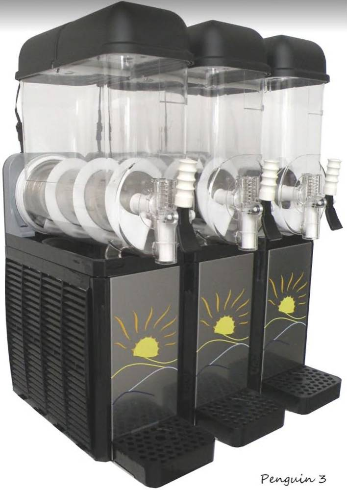 Výrobník ledové tříště PENGUIN 3