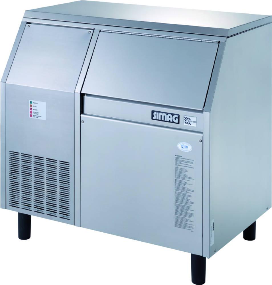 Výrobník ledové šupinkové tříště se zásobníkem SPR 200 A/W