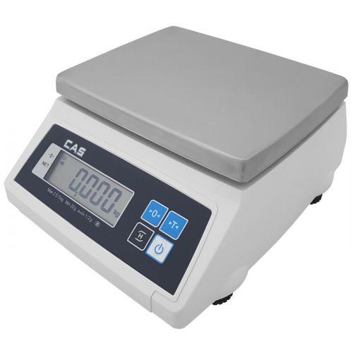 Kuchyňská váha CAS SW 1W-20kg – voděodolná