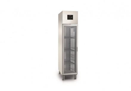 Prosklená chladící skříň Concept Gastronorm 1/1- jednodveřová
