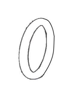 Těsnící kroužek QC