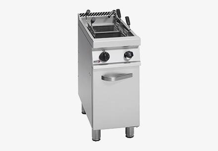Elektrický vařič těstovin 20l, 2x koš