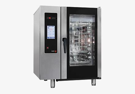 Plynový konvektomat Advance concept, plynový výkon 12kW + elektrický výkon 1,20kW, LPG