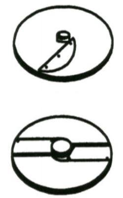 Kotouč plátkovací a polohovcí X1-8