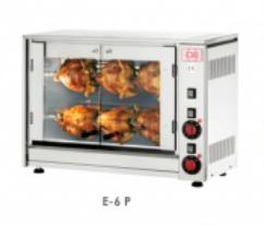 Elektrický gril na kuřata E-6P