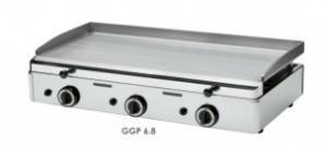 Plynová grilovací plotna GGP 6.8