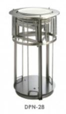 Vestavný zásobník na talíře Edesa DPN-34 – neutrální