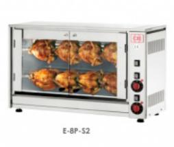Elektrický gril na kuřata E-8P-S2