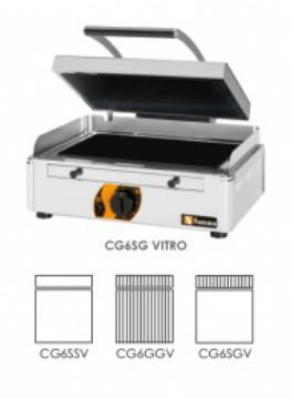 Kontaktní gril CG6 SG VITRO