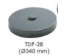 Poklop k zásobníku TDP-28