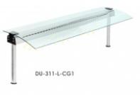 Hygienický zákryt Edesa s osvětlením DU-211-L/CG1