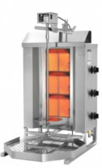 Gyros gril plynový GD3/MU