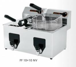 Fritéza FF 10 + 10 NV