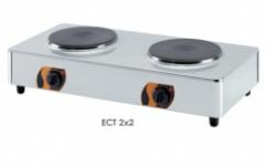 Sporák stolní elektrický ECT 2×2