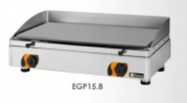 Elektrická grilovací plotna EGP 15.8