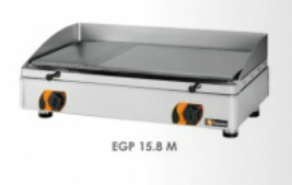 Elektrická grilovací plotna EGP 15.8M