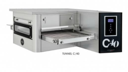 Pec na pizzu TUNNEL C/40