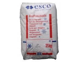Sypká sůl regenerační 25 kg