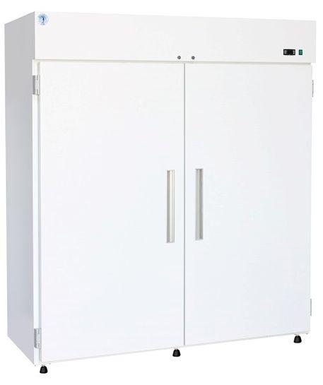 Chladicí skříň Gastro C1400 na GN, bílý lak, ventilátorové chlazení