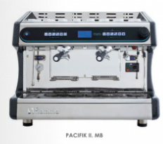 Dvoupákový kávovar Pacifik II. MB