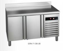 Mrazící stůl GTN-7-135-20 (agregát vlevo+dřez)