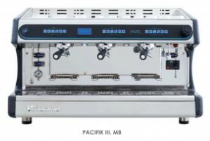 Třípákový kávovar Pacifik III. MB