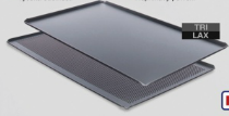 Plech na pečení GN 1/1 perfor. 352x530mm