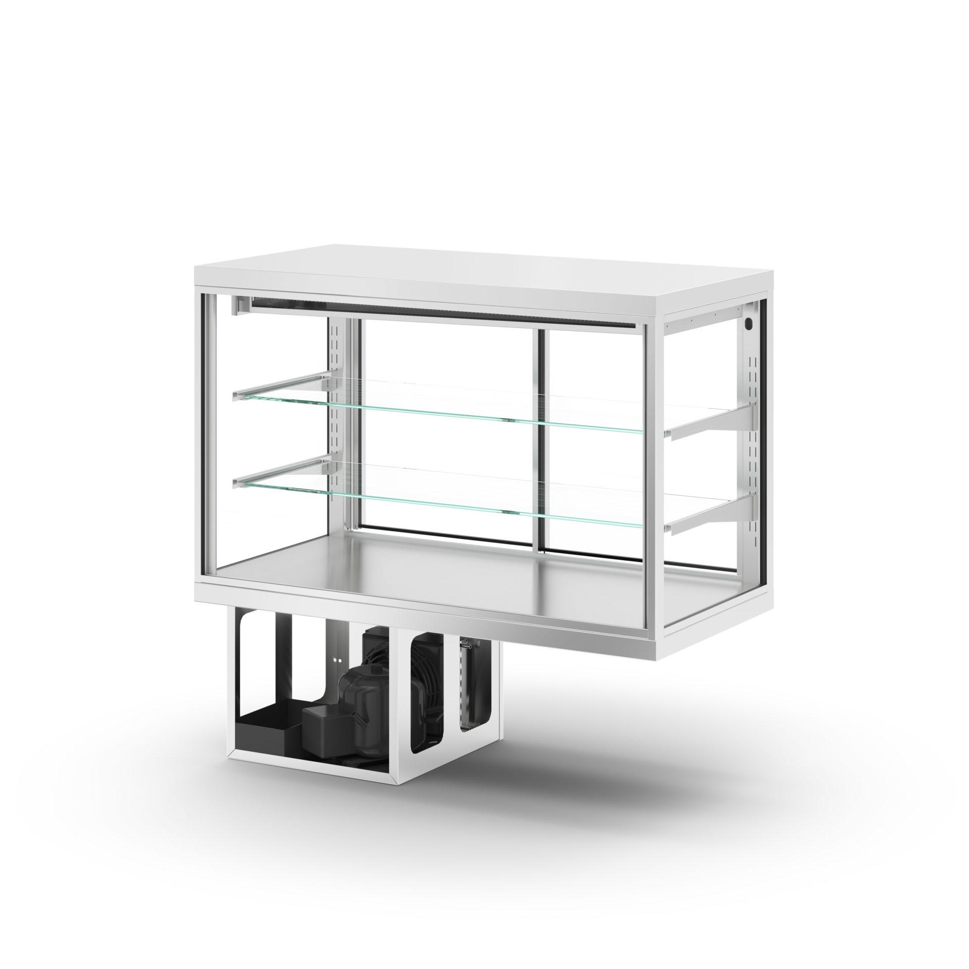 Chladící vitrína MODUS B MO080565FB2F10 samoobslužná 800 x 500 x 650 mm
