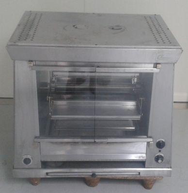Elektrický gril vaničkový