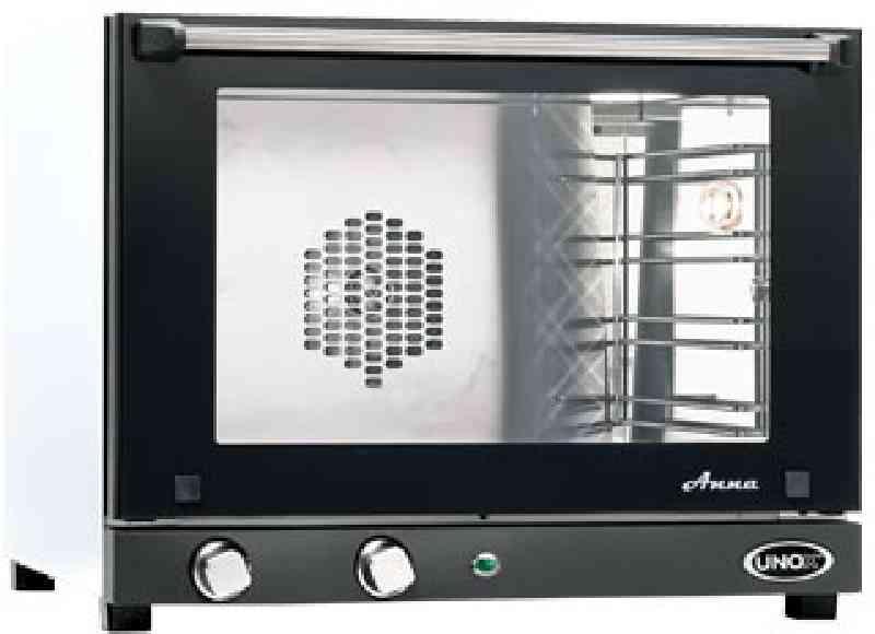Elektrická pekařská pec UNOX LineMicro 4x 460×330 XF 023 Anna – nová