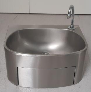 Umývadlo s kolenovým ovládáním
