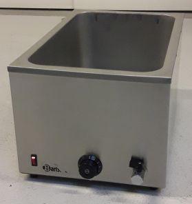 Elektrická vodní lázeň Bartscher GN 1/1 200 s výpustným kohoutem