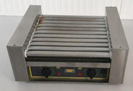 Ohřívač párků válečkový Roller Grill RG 11