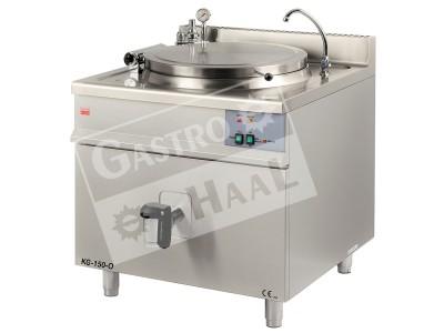 Plynový varný kotel KG-150-O